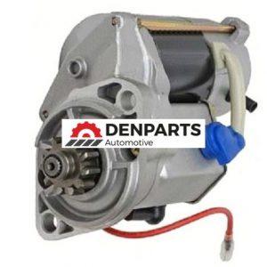 new starter kubota loaders r400 v1902 38hp diesel 1986 denso system 15833 63010 3144 0 - Denparts