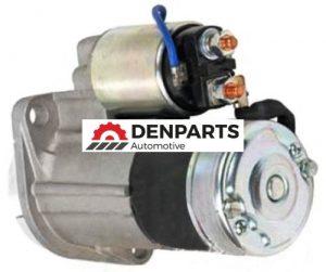 new starter nissan industrial forklift lift truck 12 volts 9 teeth1 - Denparts