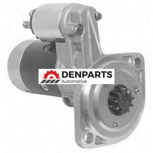new starter replaces bobcat 6513138 6988699 isuzu 8944532120 8941364000 13368 0 - Denparts