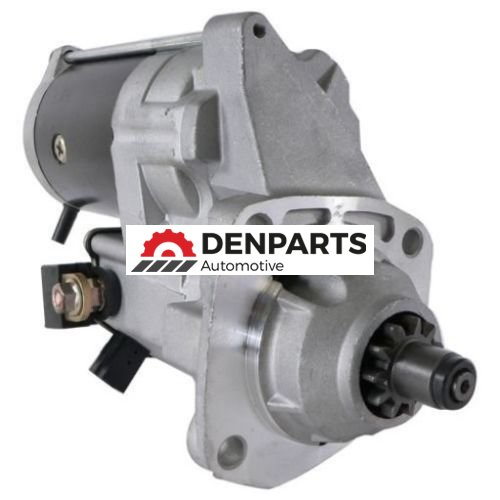 STARTER REPLACES DENSO 228000-8080, 228000-8081, 228000-8082, 228000-8083