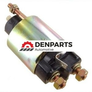 new starter solenoid fits ford new holland 1210 compact tractors k0h2409801 63396 0 - Denparts