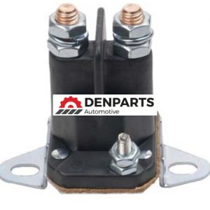 new starter solenoid relay john deere snapper toro 3 terminal 47090 0 - Denparts