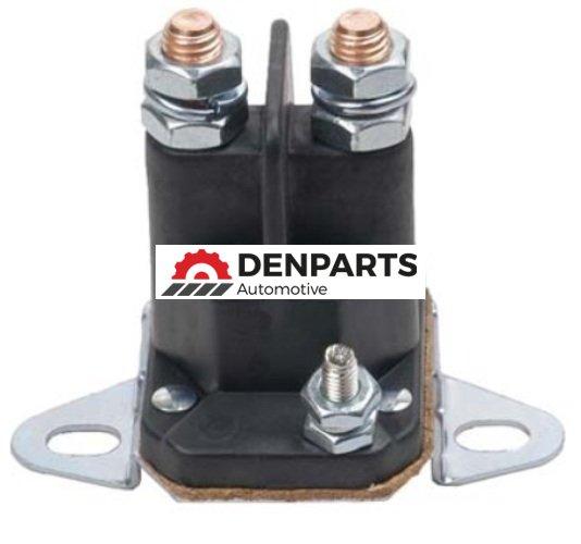 New Starter Solenoid Replacement For John Deere 165 285 345 425 GT262 Tractors M809215