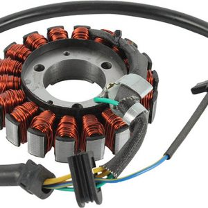new stator coil for 2000 2006 honda rancher trx350te atv 49625 0 - Denparts