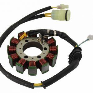 new stator fits 1988 2000 honda trx300 atv 281cc engine 84401 0 - Denparts