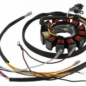 new stator fits polaris 500ho pro 500 4x4 atv 499cc engine atv 84440 0 - Denparts