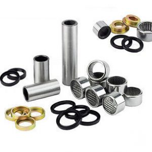 new swing arm bearing kit suzuki dr350se 350cc 90 91 92 93 94 95 96 97 98 990 - Denparts