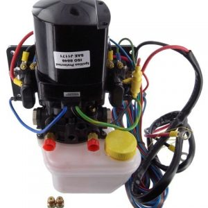 new tilt trim motor for mercruiser includes pump reservoir solenoids 14336a20 47153 0 - Denparts