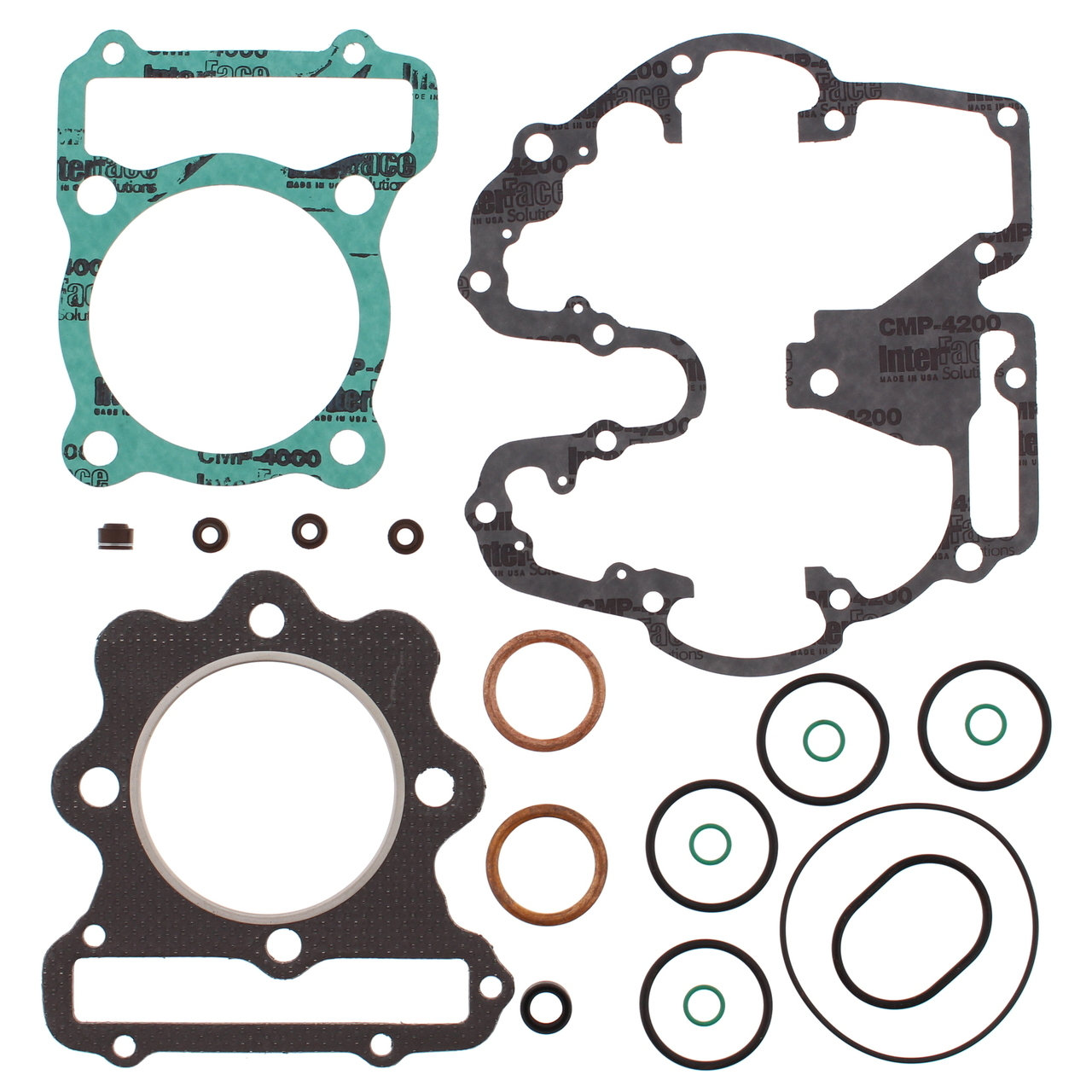 Top End Gasket Kit Honda XR250R 250cc 86 87 88 89 90 91 92