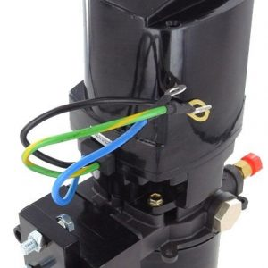 new trim tilt motor and reservoir volvo penta 3857265 7 5053 2 - Denparts