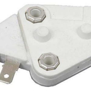 new voltage regulator fits delco 12si 17si alternators 1101299 1105653 1105690 46880 0 - Denparts