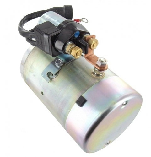 Pump Motor With Solenoid  Dell Fenner Stone Maxon Snowaway Waltco 1185-AC