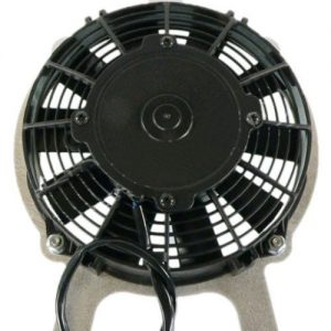 radiator cooling fan motor kawasaki kvf750 kvf 750 brute force 4x4 2005 2011 7294 0 - Denparts