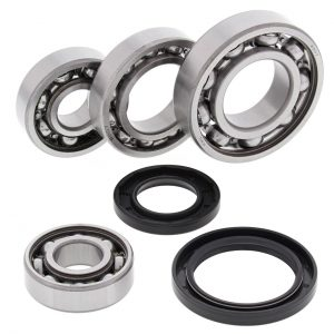 rear differential bearing kit kawasaki klf185 bayou 185cc 1985 1986 1987 1988 8403 0 - Denparts