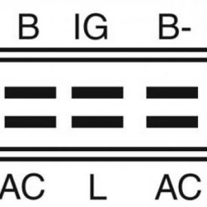 regulator rectifier honda small eng lawn 31600 890 951 2185 1 - Denparts