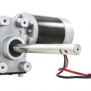 salt spreader motor w gear box for curtis meyer lesco trynex d6106 d6107 57064 0 - Denparts