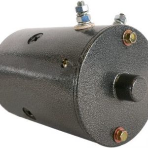 snow plow mount fisher western horizontal mount pump and reservoir assembly 49442 1 - Denparts