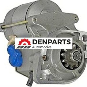 starter 1992 carrier transicold equipment kubota denso system 12 volt 1 4 kw new 13507 0 - Denparts