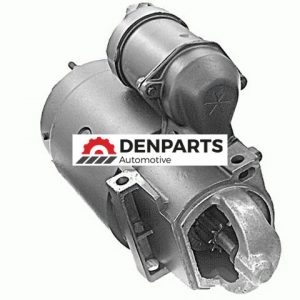 starter buick cadillac chevrolet gmc and oldsmobile high torque metric 14807 0 - Denparts