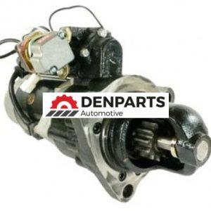 starter fits 1995 excavators pc400 with 6d125 engine 600 813 4670 600 813 4671 8186 0 - Denparts