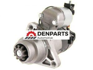 starter fits 2003 2008 infiniti fx35 3 5l 2003 2007 nissan 350z 3 5l s114 880 10503 0 - Denparts