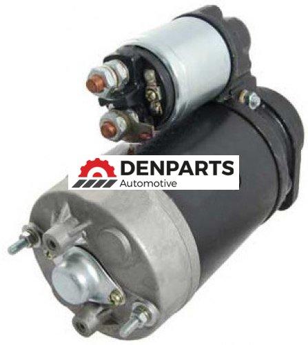 Starter  Agco Allis 1991 4650 3-190 (983L) Same Diesel, BPM Marine, Case