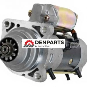 starter fits bobcat skid steer loaders s175 s185 s250 2002 2003 6676957 6685190 13267 0 - Denparts