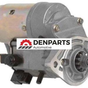 starter fits caterpillar 304 5 mini excavators or 9704 1999 on 13943 0 - Denparts