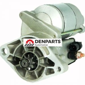 starter fits chrysler sebring dodge stratus 2 4l dohc sedan 2001 2002 04609703ac 15949 0 - Denparts