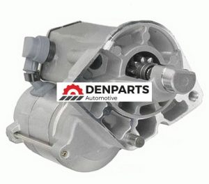starter fits chrysler town and country dodge caravan plymouth voyager 4686109 12155 0 - Denparts