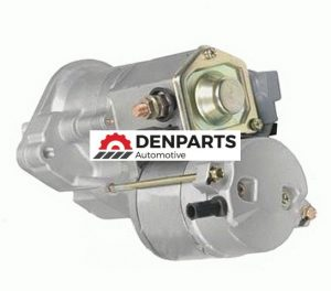 starter fits chrysler town and country dodge caravan plymouth voyager 4686109 12155 1 - Denparts