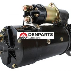 starter fits cummins medium duty engine c series v series 10461023 10461168 14413 1 - Denparts
