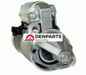 starter fits dodge stealth 3 0l 1993 1996 mitsubishi 3000 gt 3 0l 1994 1999 manual transmission 116085 0 - Denparts