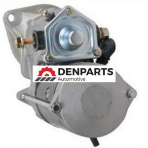 starter fits ford 6 9l and 7 3l wo turbo 2 bolt mounting 4519 1 - Denparts