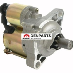 starter fits honda prelude 2 2l automatic transmission 1999 2001 31200 p5m 902 1639 0 - Denparts