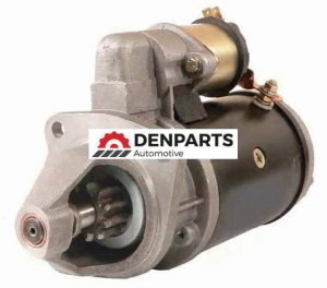 starter fits international crawler tractors payloaders power units 704447r95 2676 0 - Denparts