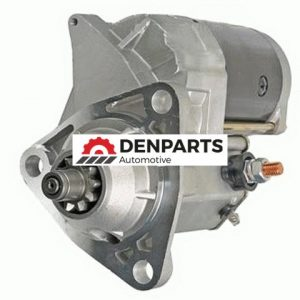 starter fits international med and hd trucks w ihc dt 466 1993 2007 228000 8510 5413 0 - Denparts
