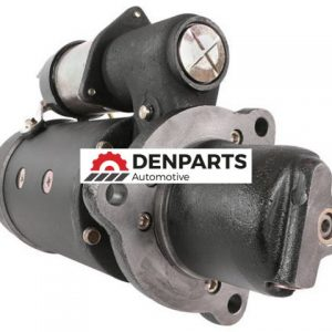 starter fits international truck 4000 4900 7100 7700 replaces 2011847c91 11613 0 - Denparts