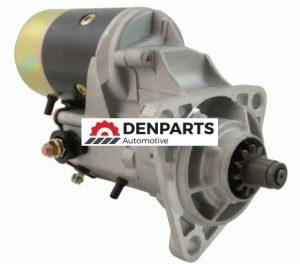 starter fits isuzu industrial equipment 4bd1 6bd1 engines 1980 5811001690 6777 0 - Denparts