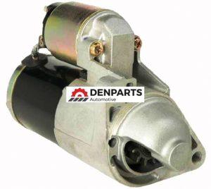 starter fits jeep tj series wrangler 4 0l l6 2003 2006 automatic transmission 3862 0 - Denparts