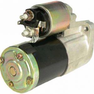 starter fits jeep tj series wrangler 4 0l l6 2003 2006 automatic transmission 3862 1 - Denparts
