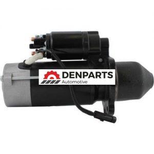 starter fits john deere 210le loader w jd 4045d t engine 11 130 7941 - Denparts