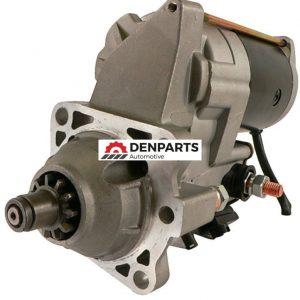starter fits john deere excavators forestry swing machine loggers marine engines 2741 0 - Denparts