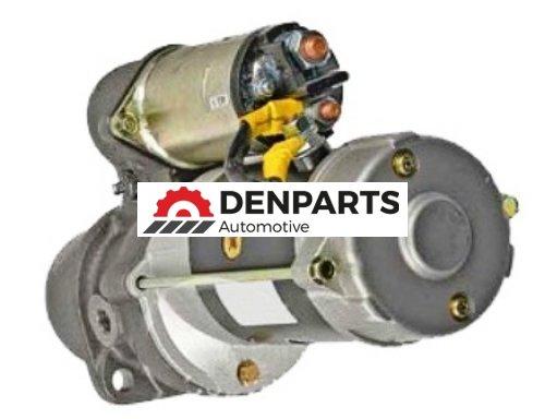 Starter  John Deere Industrial Engine Genset Marine Engine RE52120, TY24303