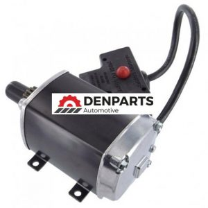 starter fits john deere snow blowers 828d 924de 1128dde with tecumseh engines 13781 3 - Denparts