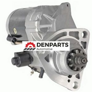 starter fits kenworth and peterbilt med and hd trucks w cummins isx 428000 5190 5kw 16600 0 - Denparts