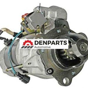 starter fits komatsu crawler d325 sa6d140 engine 24v 600 813 8310 0351 702 0680 43079 0 - Denparts