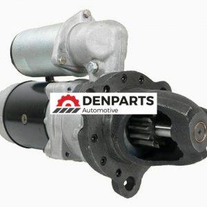 starter fits komatsu crawler dozer d155ax w sa6d140 9804 0 - Denparts