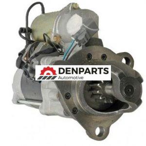 starter fits komatsu crawlers generators motor graders 3274 0 - Denparts