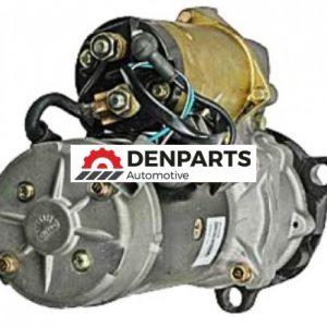 starter fits komatsu engines sa6d170a sa12v140 7 5kw 6153 1 - Denparts